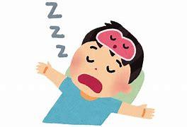睡眠  脳 いらすとや に対する画像結果